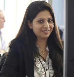 Priya Arora, Account Manager, Outstanding Collections